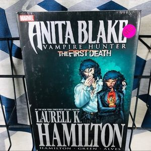 5 for $25| Anita Blake: The First Death (2008, HC)
